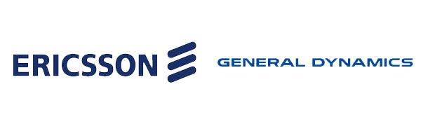 ERICSSON / General Dynamics  Logos