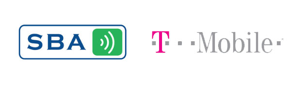T-Mobile / Verizon  Logos